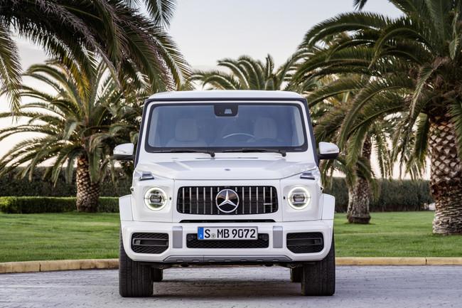 Mercedes Amg G 63 2018 305