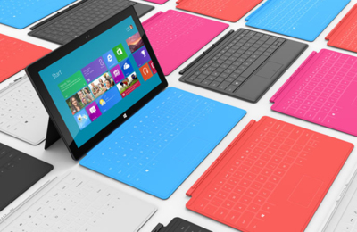 Aunque lo llamen Pc, lo de Microsoft con Surface es un cambio de estrategia en toda regla