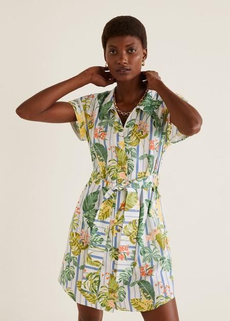 Vestido Verano Rebajas Mango 01