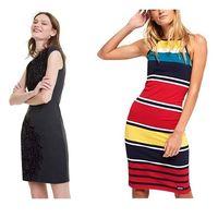 Chollos en tallas sueltas de vestidos de marcas como Desigual, Superdry, Levi`s o Pepe Jeans en Amazon por menos de 40 euros
