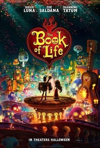 'The Book of Life', tráiler y cartel