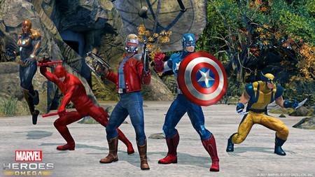 Marvel Heroes Omega, la mayor reunión de superhéroes, dará el salto a PS4 y Xbox One esta primavera