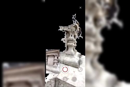 Así es la alucinante demo de una app que captura objetos en 3D desde el iPhone y en tiempo real