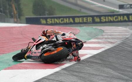 Marquez Austria Motogp 2021