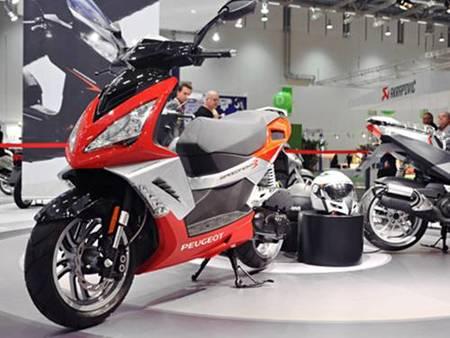 Suspendido el Salón Internacional de la Moto de París
