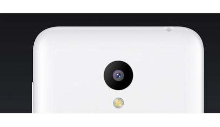 Meizu M2 cámara
