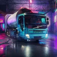 El FE Electric es el segundo camión 100% eléctrico de Volvo, tiene 200 km de autonomía y hasta 496 CV