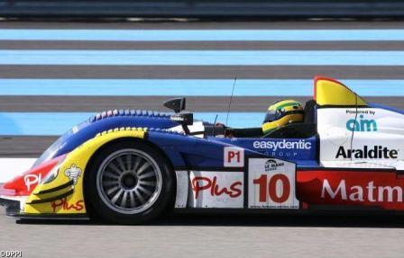 Bruno Senna se estrena en la resistencia con Oreca