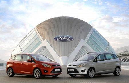 Ford C-MAX y Grand C-MAX
