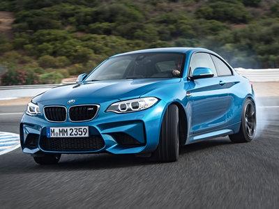 BMW sólo fabricará 1,000 unidades del nuevo M2 CS
