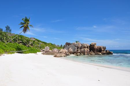 Playas De Arena Blanca Del Mundo Para Ir En Invierno La Digue Seychelles