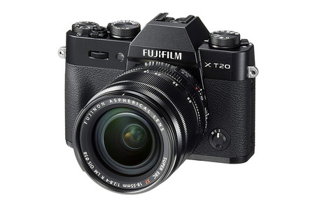 Fujifilm X T20 Black
