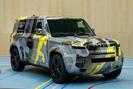El nuevo Land Rover Defender se viste para los Juegos Invictus 2019