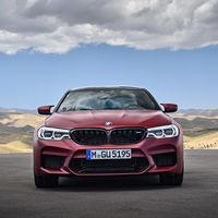 El BMW M5 First Edition es la primera edición limitada a 400 unidades