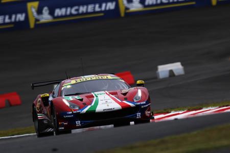 Af Corse Le Mans 2019