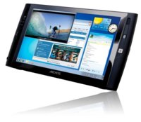 Archos mejora su tablet Windows 7 de 9 pulgadas