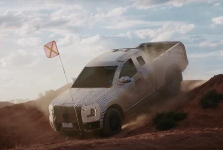 La Ford Ranger 2023 viene en camino y ya presume su talento off-road en video