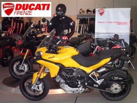 Nos vamos a probar la Ducati Multistrada 1200