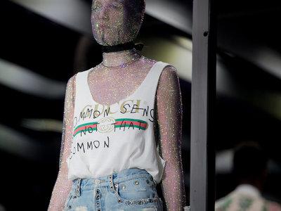 Coco Capitán garabatea sus ideas millennial sobre los diseños de Gucci: la tendencia está servida
