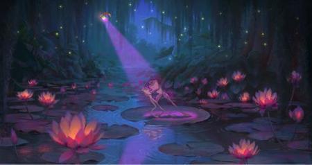 'The Princess and the Frog', nuevas imágenes en alta resolución