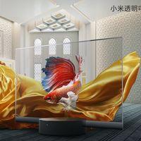 Xiaomi Mi TV LUX Transparent Edition: Xiaomi ya no solo hace TV's 4K, ahora tambien impresionantes televisiones OLED transparentes