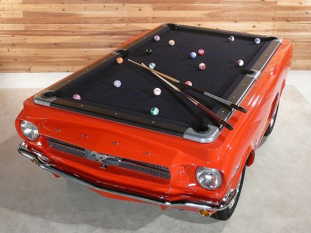 Foto de Mesa de billar Ford Mustang 1965 (6/8)