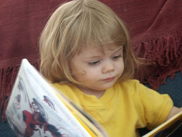 No forzar a los niños a leer demasiado pronto