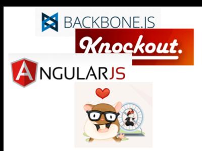 Javascript, frameworks MVC y el empuje de Angular.js