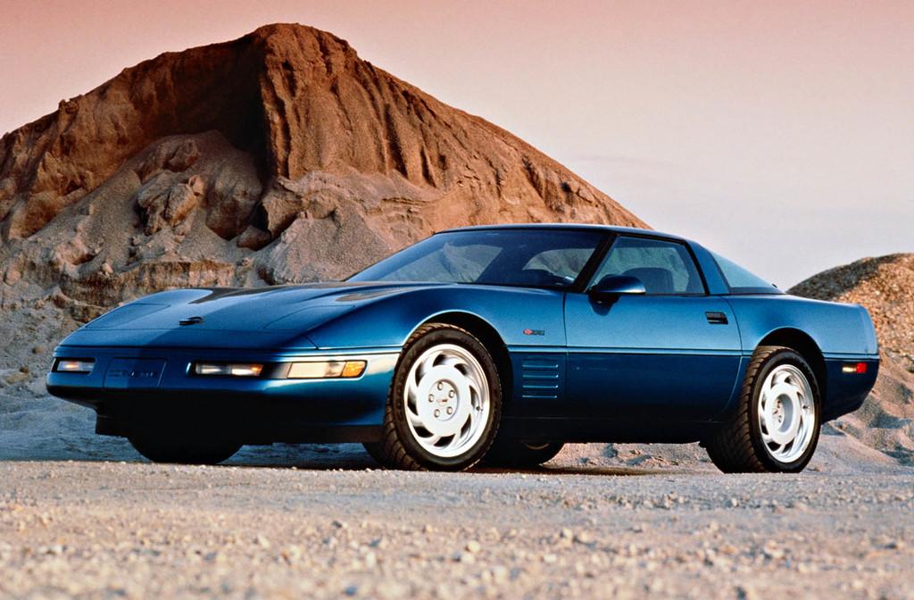Chevrolet Corvette Zr1 (C4)