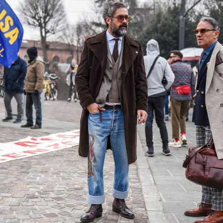 Pitti Uomo Street Style Trendenciashombre January 2020 04