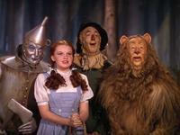 'El Mago de Oz', en algún lugar del arco iris