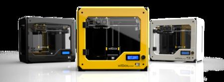 bq Witbox, la impresora 3D española ya tiene precio y fecha de lanzamiento