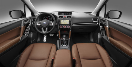 Subaru Forester 145