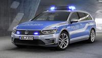 Volkswagen Passat GTE Police Car concept