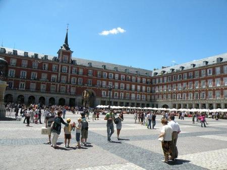 La Plaza Mayor de Madrid ofrecerá Wifi gratuito
