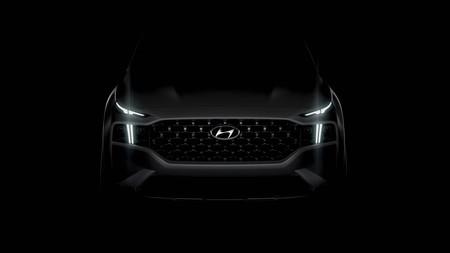Nuevo Hyundai Santa Fe 2021 Teaser 4