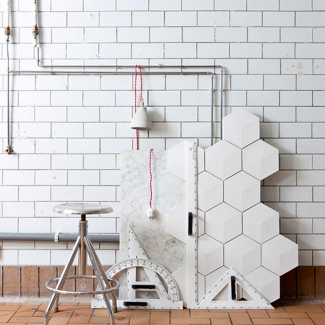 Quieres saber cu l es el mosaico de moda para tu ba o o - Pintura para baldosas de cocina ...