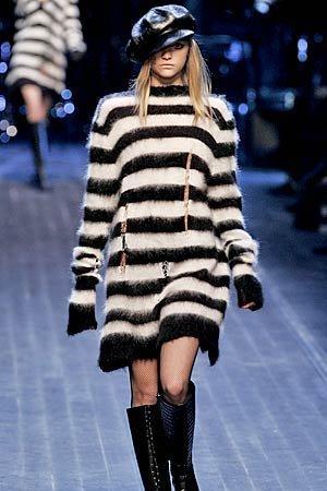 ¿De verdad nos estiliza la ropa con rayas verticales?