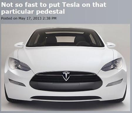 Audi ataca a Tesla