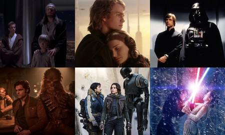 Star Wars Todas Las Peliculas De La Saga Ordenadas De Peor A Mejor