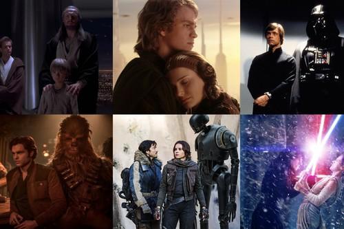 Star Wars: todas las películas de la saga ordenadas de peor a mejor