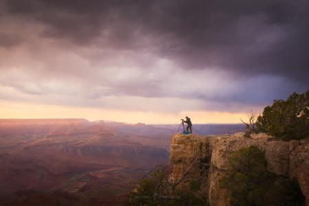 Fotografía al borde del abismo