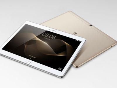 Huawei presenta su MediaPad M2 de 10 pulgadas, con lápiz óptico y sonido Clari-Fi