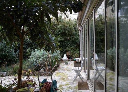Foto de Loft con jardín en París (6/13)