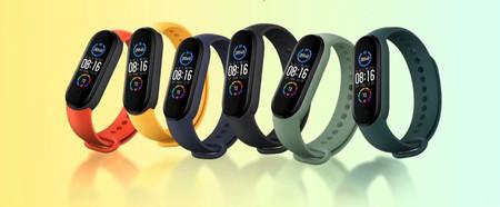 La Xiaomi Mi Smart Band 5 llega a España: precio y disponibilidad oficiales de la nueva pulsera inteligente