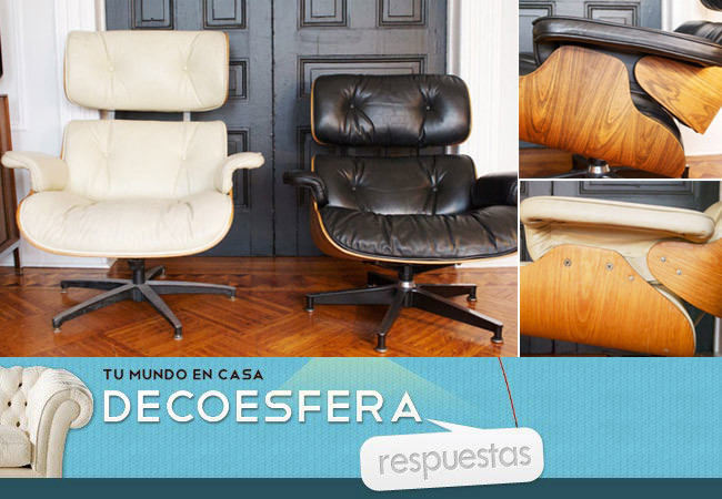 En mobiliario de dise o prefer s original o r plica la for Replicas mobiliario diseno