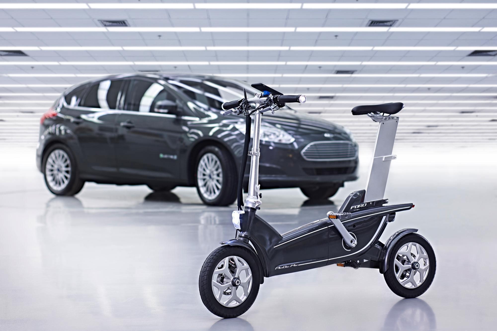 Foto de Ford Mode:Me y Mode:Pro, bicicletas eléctricas (1/16)