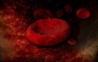 ¿Por qué la sangre se ve azul bajo la piel?