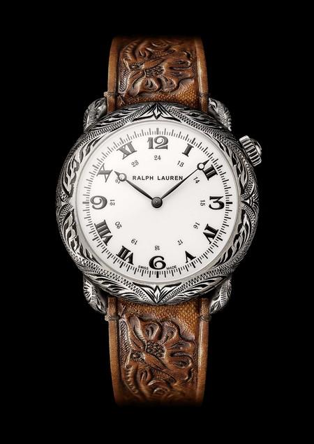 Ralph Lauren Nos Lleva Atras En El Tiempo Con Su Nueva Linea De Relojes De Inspiracion Western 2