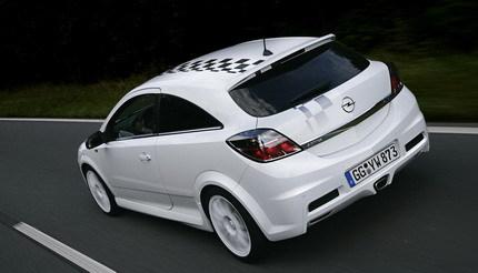 Opel Corsa OPC edición Nürburgring